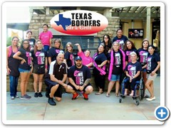 Texas Borders Bar and Grill